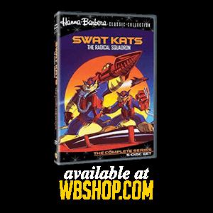 SWAT Kats on DVD