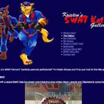 Kristen's SWAT Kat Gallery