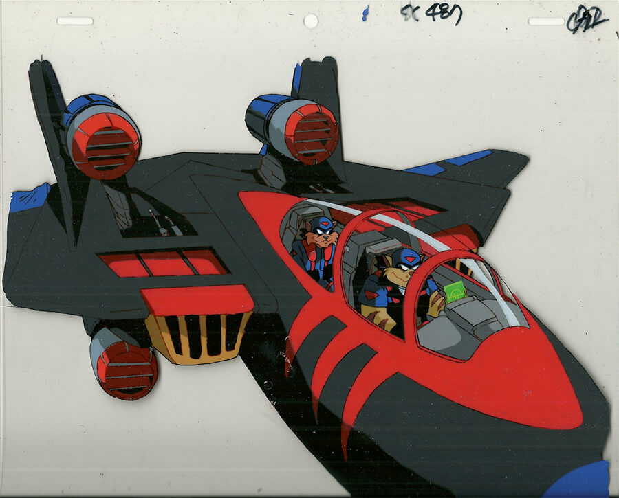 Animation Cels - Image 1 of 2