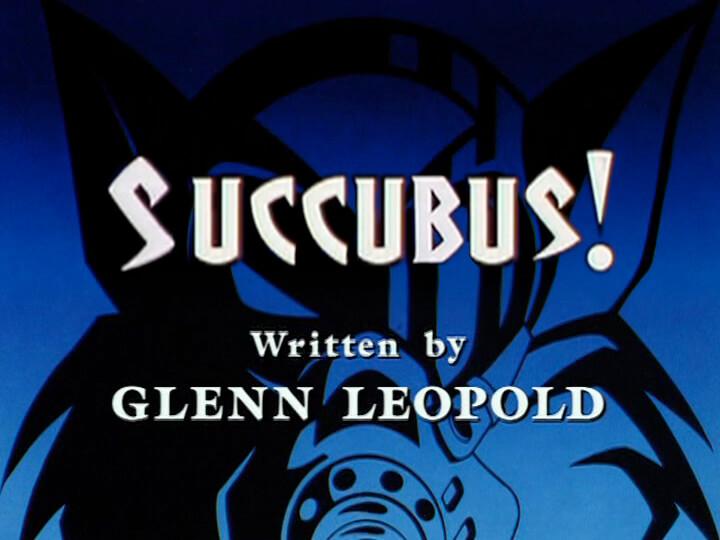 Succubus!