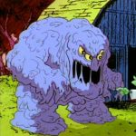 Animated Gifs - Bacteria Monster