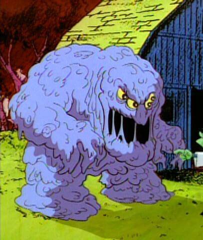 Bacteria Monster