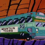 Mountain Tours Bus