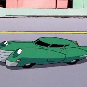 Callie's Sedan