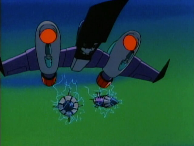 Electrical-Arc Missiles