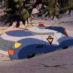 Commander Feral's Sedan