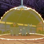 Mega Force Field Bubble
