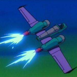 Hard Drive's Attack Jet
