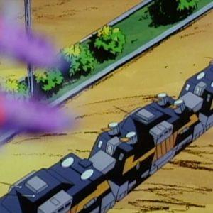 Megakat City High Speed Rail Line