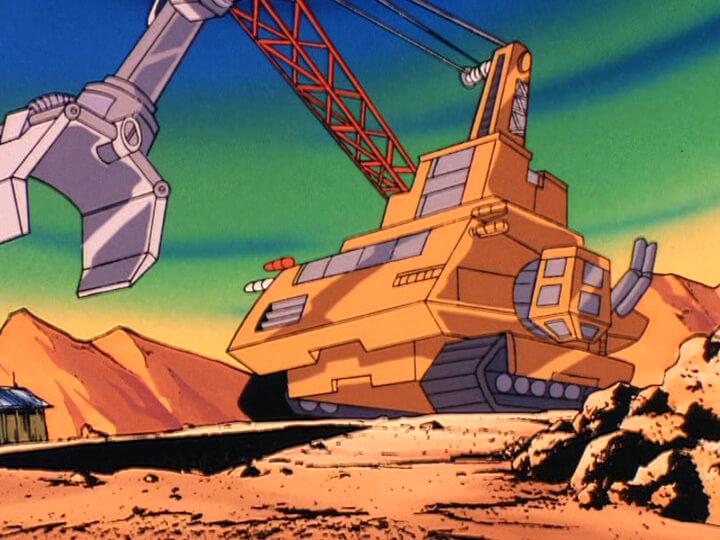 Mega Digging Machine