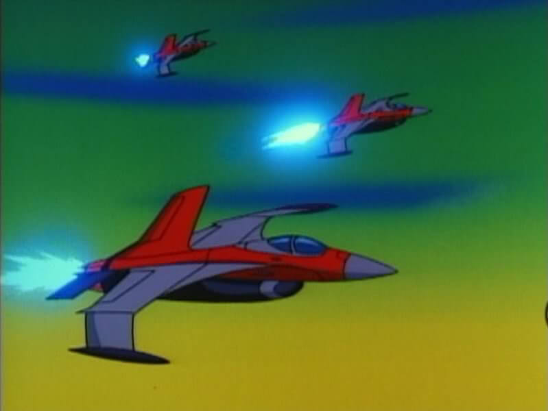 Omega Squadron Jet Fighters