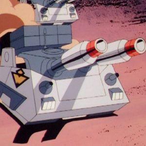 Enforcer Peacekeeper Tank