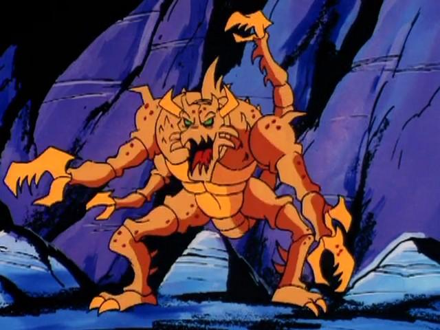 Scorpion Leader