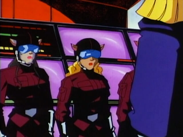 Omega Squadron Pilots