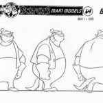 Model Sheets - Image 1 of 21