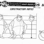 Model Sheets - Image 2 of 21