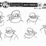 Model Sheets - Image 8 of 21