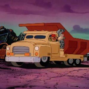 Burke and Murray's Truck