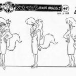 Model Sheets - Image 1 of 22
