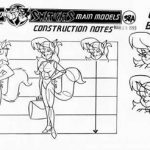 Model Sheets - Image 2 of 22