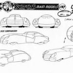 Model Sheets - Image 1 of 7