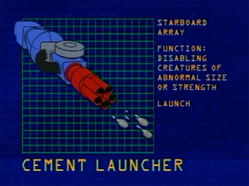 Cement Machine Gun