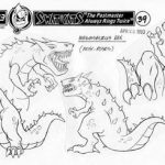 Model Sheets - Image 4 of 11