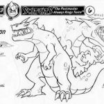 Model Sheets - Image 10 of 11