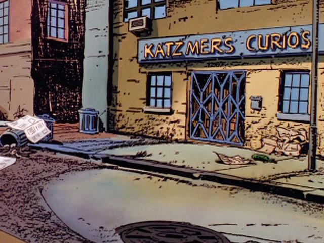 Katzmer's Curios