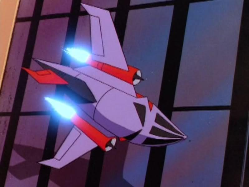 Dark Kat's Jet