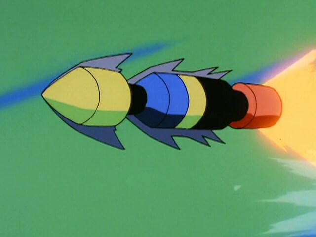Death Spike Missile