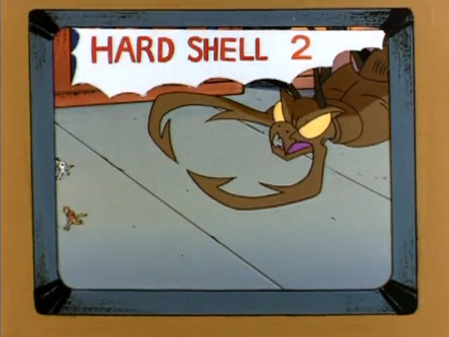 Hard Shell 2: The Revenge