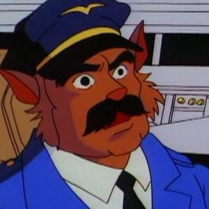 Jumbo Jet Pilot