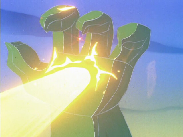 Shard's Laser Hand