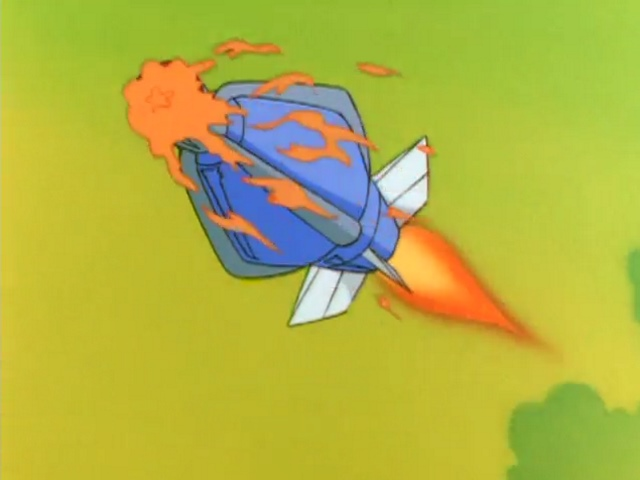 Match Head Missile