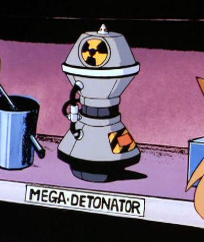 Mega-Detonator