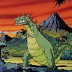 Megasaurus Rex