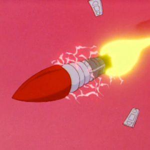 Megavolt Missile