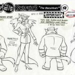 Model Sheets - Image 1 of 6