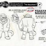 Model Sheets - Image 2 of 6