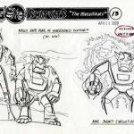 Model Sheets - Image 5 of 6