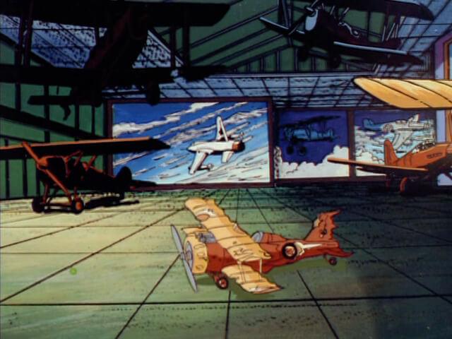 Museum Hangar