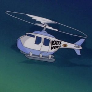Kat's Eye News Chopper