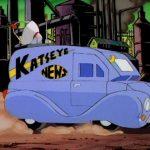 Kat's Eye News Van