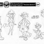 Model Sheets - Image 1 of 25