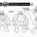 Model Sheets - Image 3 of 25