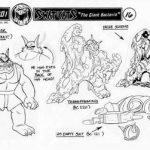 Model Sheets - Image 4 of 25