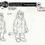 Model Sheets - Image 9 of 25