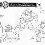 Model Sheets - Image 10 of 25