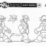 Model Sheets - Image 1 of 34